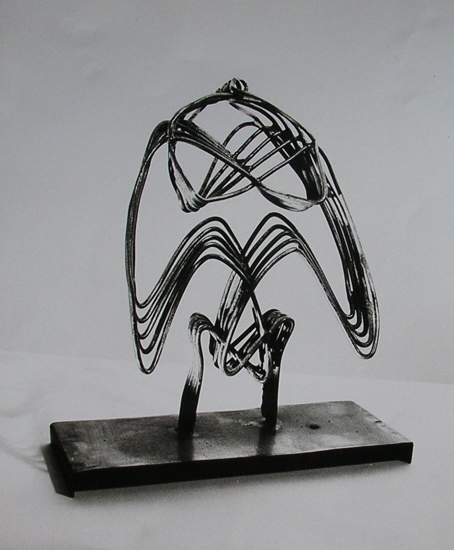Hommage artistique à l'oeuvre d'art moderne de HENRY MOORE