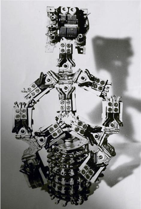 sculpture métallique Malabar